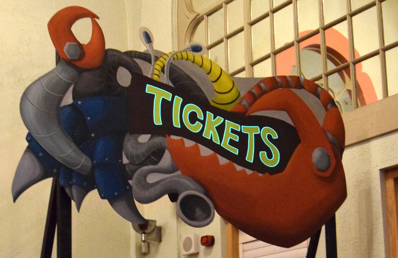 Brighton Mini Maker Faire 2015 production review