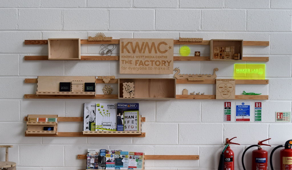 Meet: The Factory at Knowle West Media Centre