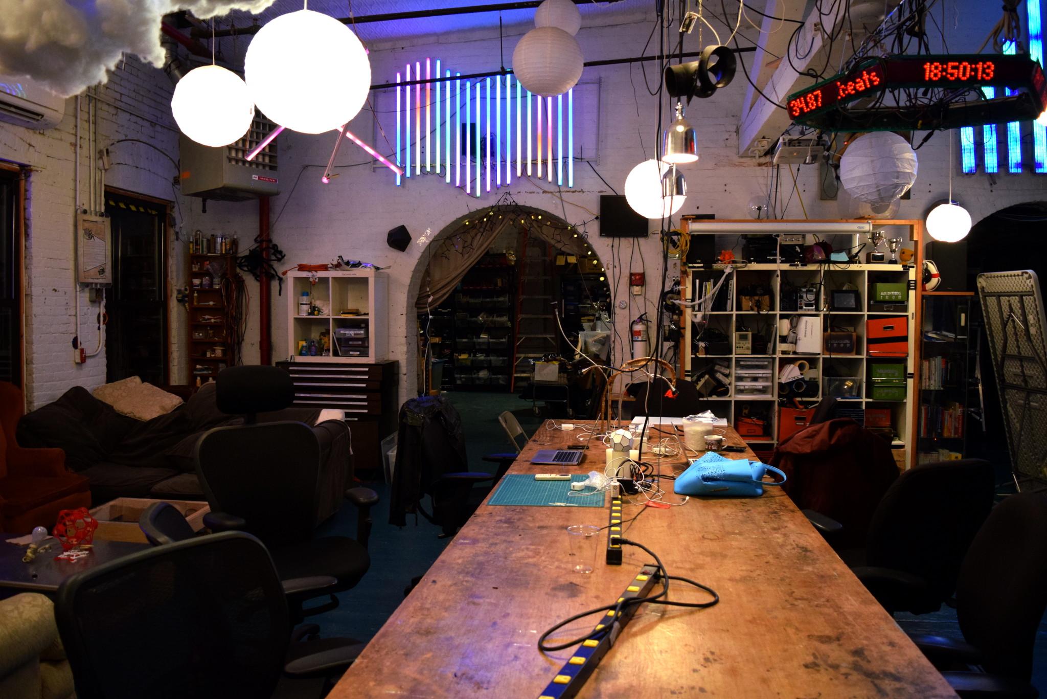 Meet: NYC Resistor