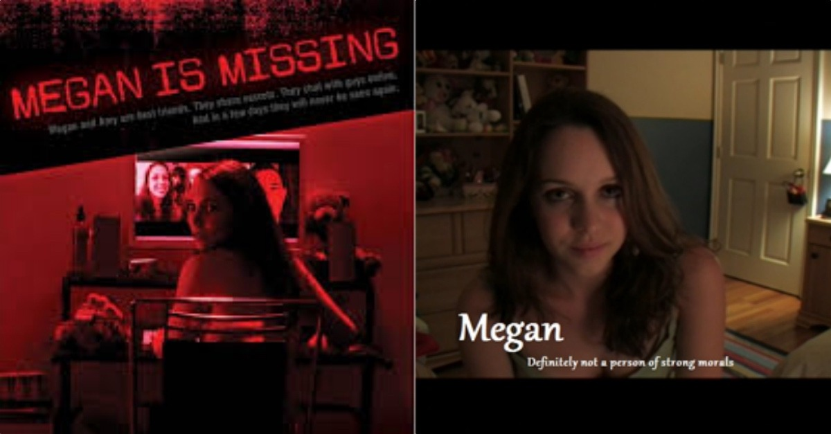 are the pictures in megan is missing real the millennial mirror pictures in megan is missing real