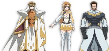 Fairy Tail Dragon Cry: Animus, Sonya y Zash