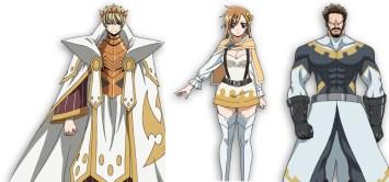 Fairy Tail Dragon Cry: Animus, Sonya y Zash