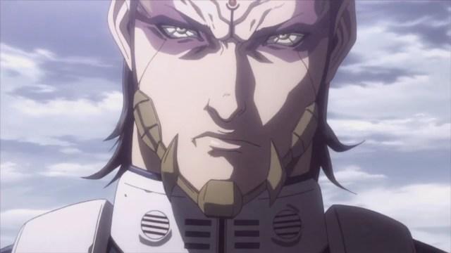 Temporada de primavera 2017 - Terra Formars OVA