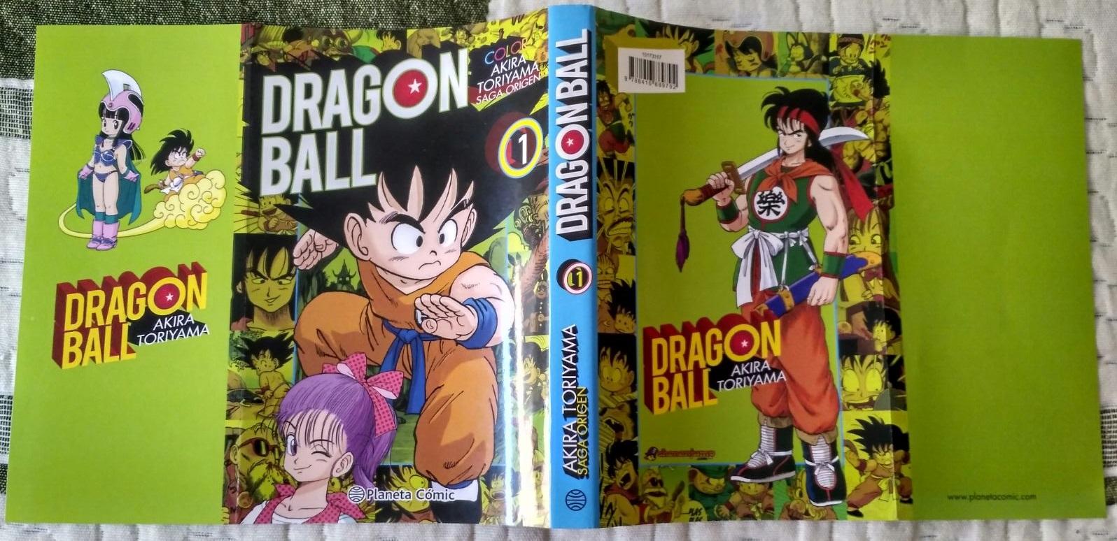 Dragon Ball Color Origen y Red Ribbon\' #1 - FreakEliteX