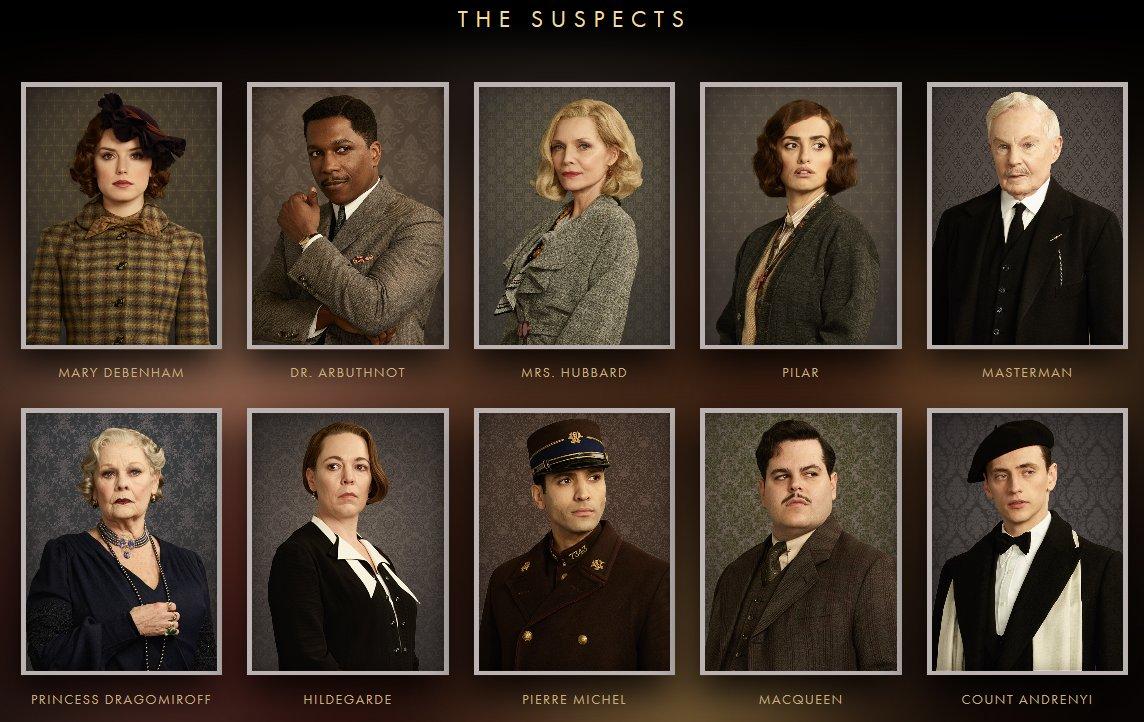 Image result for Asesinato en el Orient Express