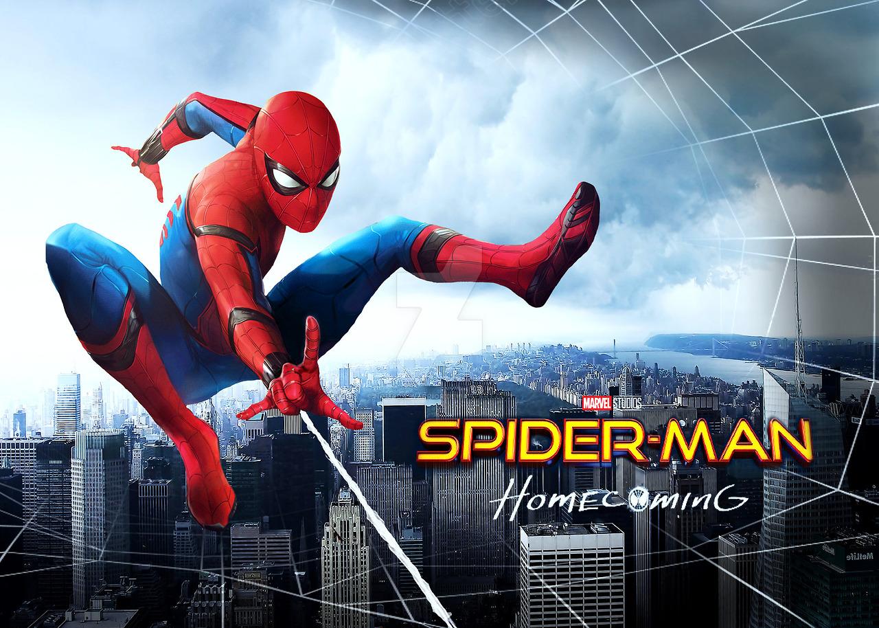 Resultado de imagen para spider man homecoming