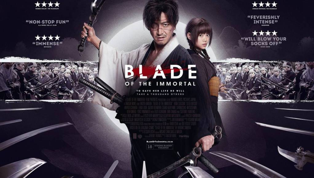 Blades of the Inmortal