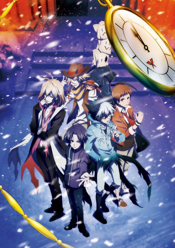 Servamp: Alice in the Garden