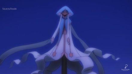La figura misteriosa, del anime Cardcaptor Sakura: Clear Card