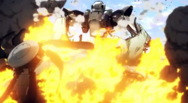 Full Metal Panic! Invisible Victory!