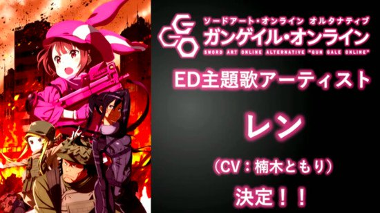 Sword Art Online: Alternative Gun Gale Online