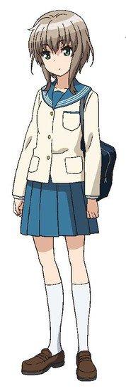 Suzuna Kinoshita como Misaki Komaba