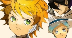 the promised neverland datos