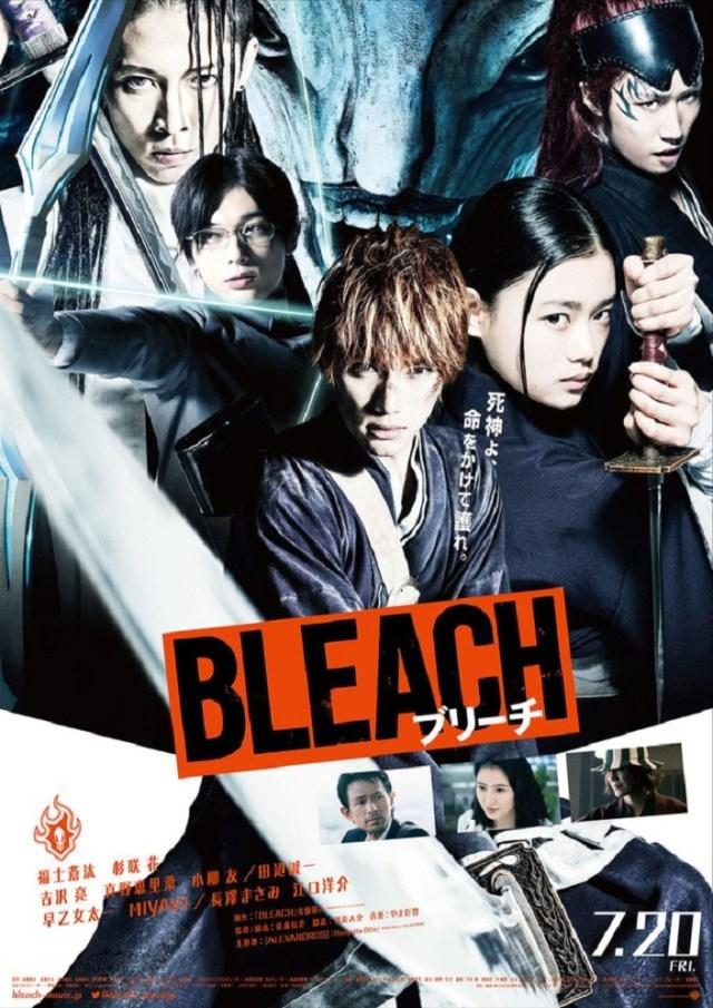 live-action deBleach