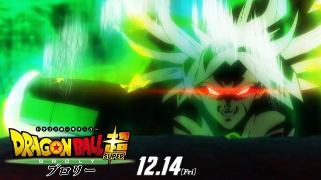 Guía de películas anime temporada otoño 2018 - Dragon Ball Super: Broly