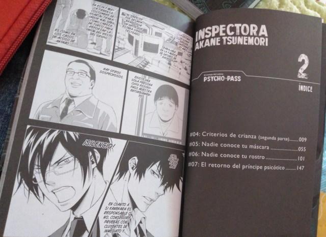 Inspectora Akane Tsunemori #2