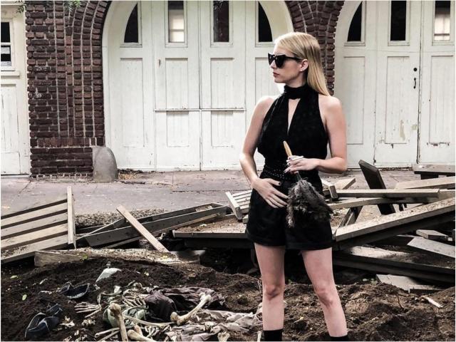 Primera imagen de Emma Roberts como Madison para AHS: Apocalypse