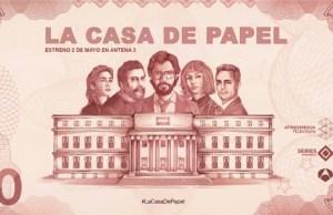 Póster de La Casa de Papel // Mercado Libre - Mercado Libre Argentina