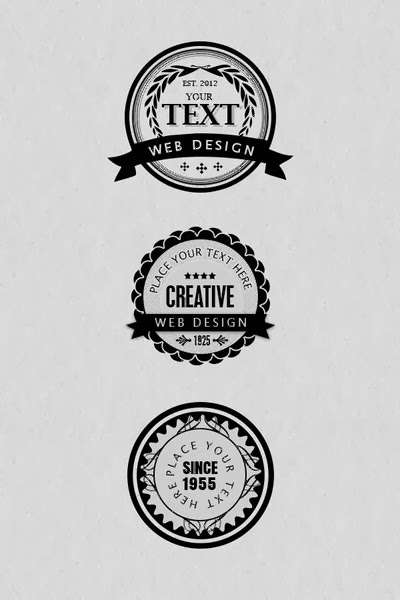 30+ Best Free PSD Badge Templates 2014 : Freakify.com