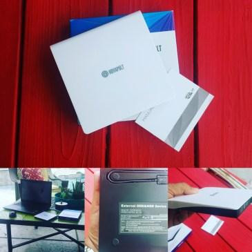 Novapolt USB 3.0 External DVD and CD Drive Review