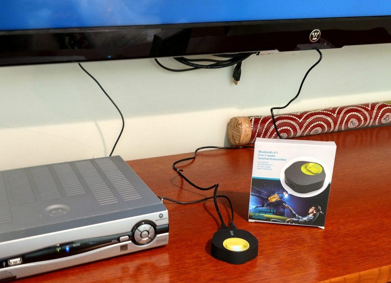 IKOS Bluetooth 4.1 Transmitter & Receiver