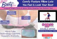Better Booty Pillow Review: Does it Work? - Freakin' Reviews
