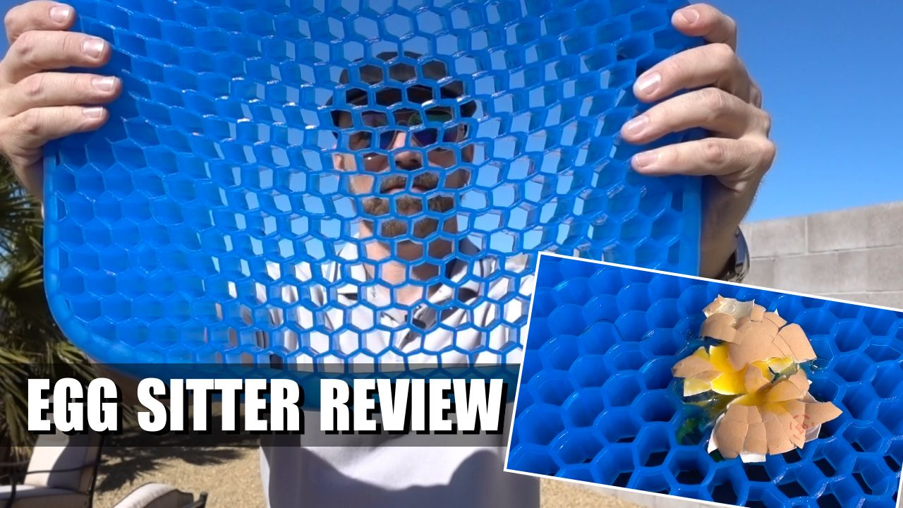 Egg Sitter Review Does This Support Cushion Work