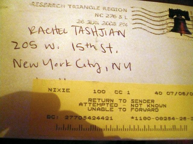 Return to Sender What Can Postal Behavior Tell Us About a Nation  Freakonomics Freakonomics
