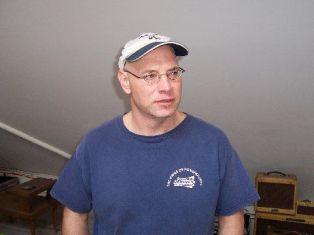 2006 Murph working on Beyond