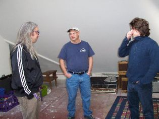 2006 Dinosaur working on Beyond