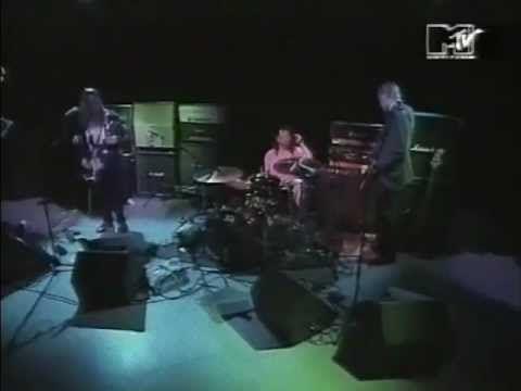 Budge on MTV Europe (1994)