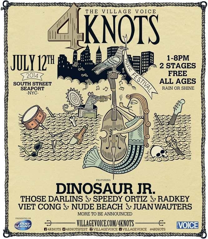 4knots poster