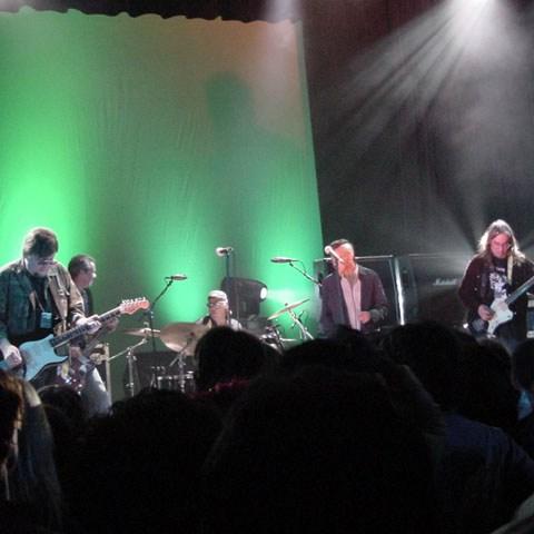Asheton, Asheton, Mascis & Watt - Ackerman Grand Ballroom - 2002-03-15