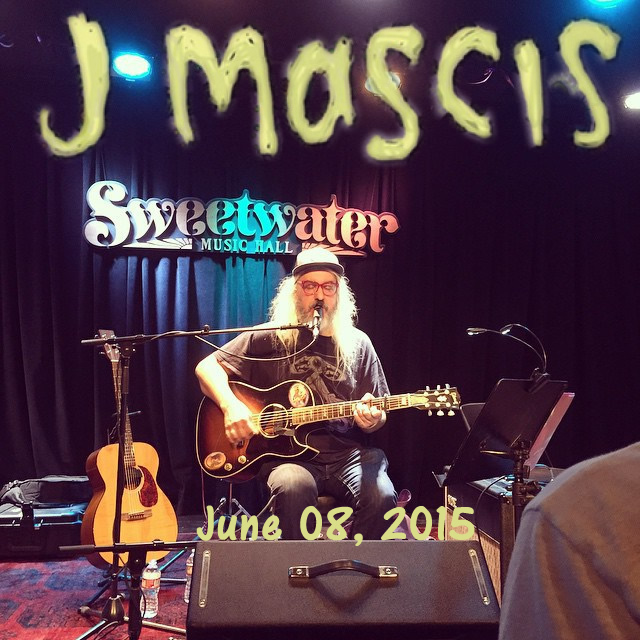 J Mascis at Sweetwater - 6-14-2015 - Photo by my.favorite.breed.is.mutt on instagram https://instagram.com/p/31ougqHKR6/