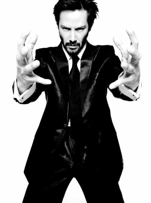 Tom Munro - Keanu Reeves