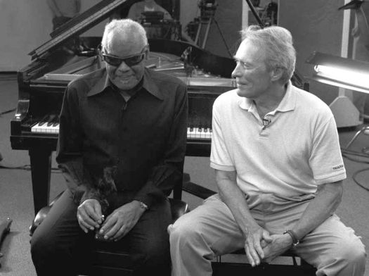 ray charles - clint eastwood