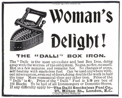 Woman's delight