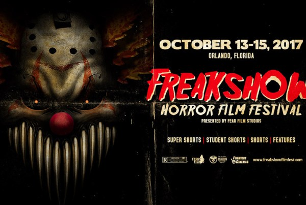 FREAK SHOW Horror Film Festival - 2017 Event Banner_new_post thumb