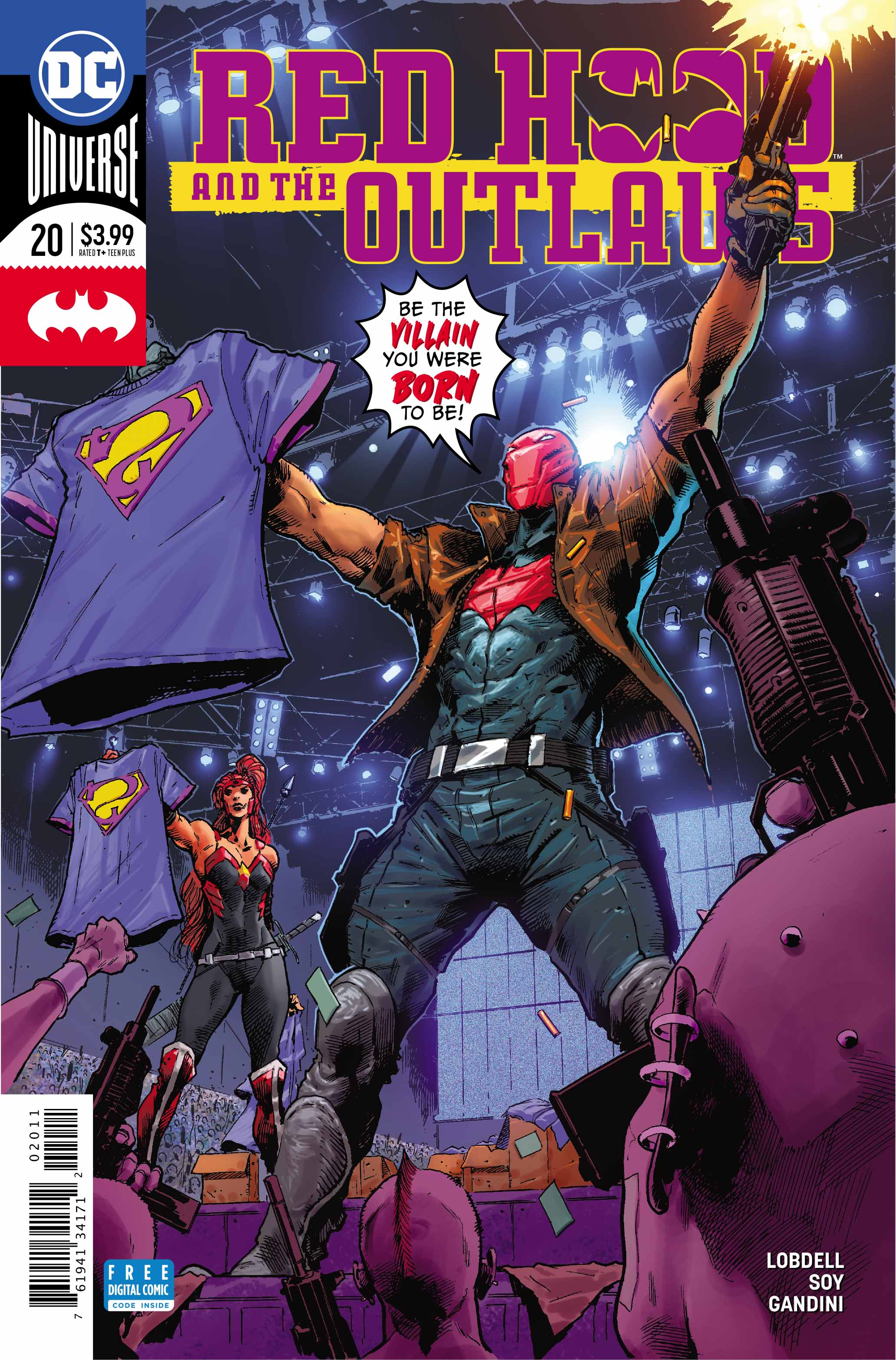 Red Hood And The Outlaws : outlaws, Exclusive, Preview:, OUTLAWS, Freaksugar