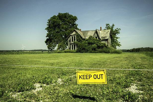 Ontario Abandoned Places