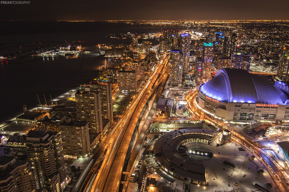 Toronto Rooftopping dome