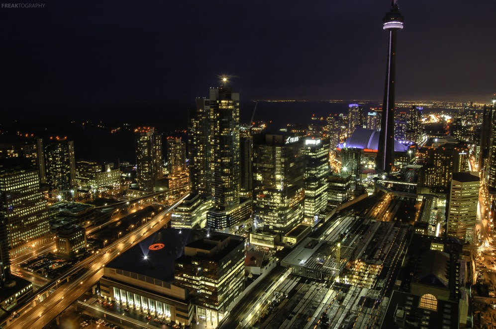 Toronto Rooftopping 3 s