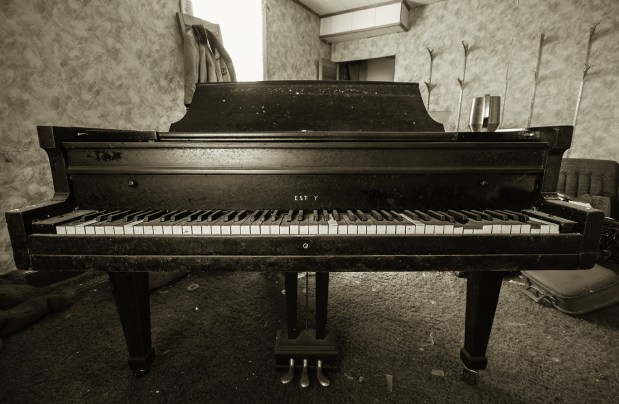 photography prints for Restaurant Decor Photography Piano