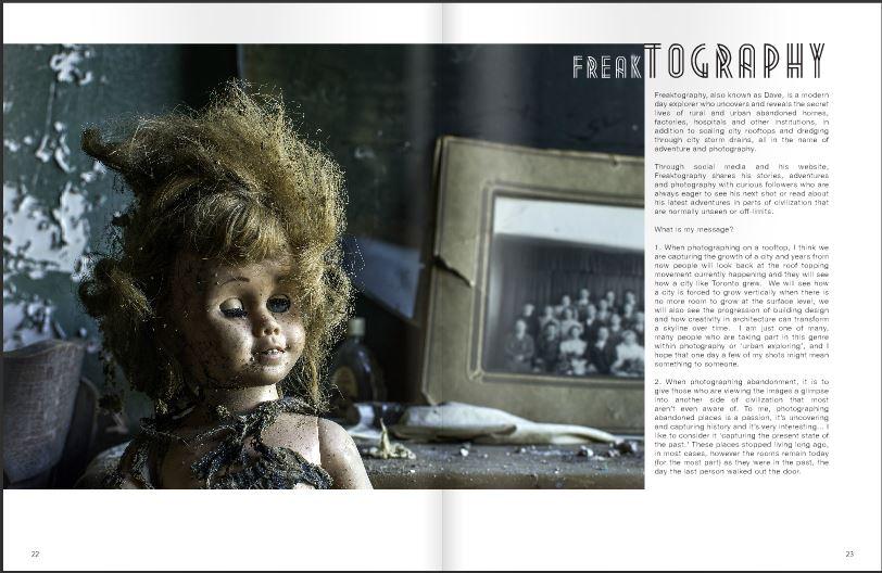 Blaire Magazine September