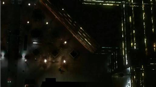 The view of my shot as used in Season 1 Episode 2 of The Flash