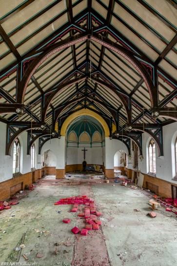 Abandoned Church Buffalo