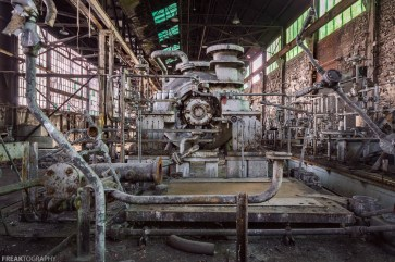 Abandoned Industrial HDR Test