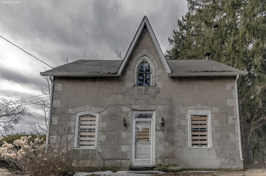 abandoned ontario photography by freaktography