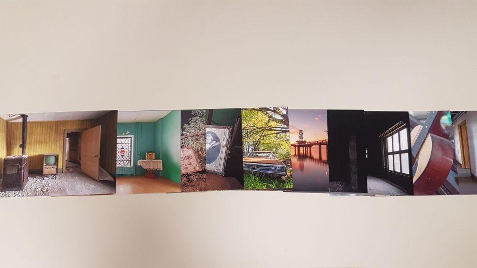 Freaktography Abandoned Photo Postcards 10 Pack