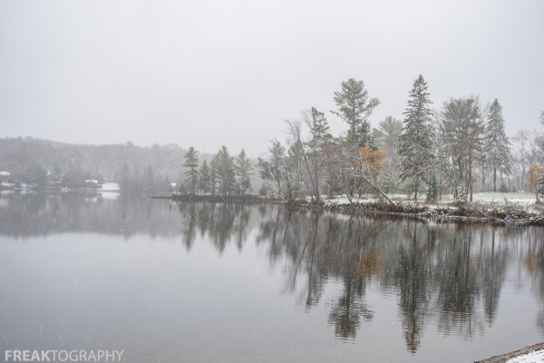 Ontario Photography, canadian photographers, canadian photography, central ontario, freaktography, haliburton, haliburton ontario, haliburton photography, lake, ontario photographers, snow, trees, winter, winter photography, winter scene